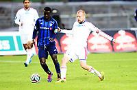 Fotball , 5. mai 2014 , Eliteserien , Tippeligaen<br /> Stabæk - Vålerenga 0-3<br /> Christian Grindheim  , VIF<br /> Enock Kofi Adu , Stabæk