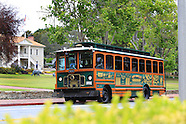 MST Electric Trolley