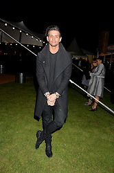 OLLIE LOCKE at the Battersea Power Station Annual Party at Battersea Power Station, 188 Kirtling Street, London SW8 on 30th April 2014.