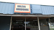 Here's the really tough one for me. Kaleva Hardware was my mom and dad's business from 1974 until 1996. Before that, from 1946, it was Weikko and Mary Pihl's. It was a successful business, looked attractive, and was always such a bustling place. Mom and Dad sold the store in 1996 to retire, and, from that point, it fell victim to the same forces that seem to affect everything, here. Today, it's a lifeless object on the real estate market. I have avoided this place ever since the 90s, and getting close enough to take these photos, well, was rather painful.