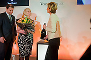 JOANNA SHIELDS, The Veuve Clicquot Businesswoman of the Year  Award. Claridge's, London.  March 28 2011. ,-DO NOT ARCHIVE-© Copyright Photograph by Dafydd Jones. 248 Clapham Rd. London SW9 0PZ. Tel 0207 820 0771. www.dafjones.com.