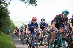 Eileen Roe (GBR) of Team WNT rides mid-pack during Stage 3 of the OVO Energy Women's Tour - a 151 km road race, between Atherstone and Royal Leamington Spa on June 9, 2017, in Warwickshire, United Kingdom. (Photo by Balint Hamvas/Velofocus.com)