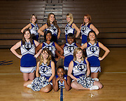 August/24/10:  MCHS Fall Sports Teams  First row (l to r):  Tayler Mantz, Raven Turner, Brandy Hey<br /> <br /> Second row (l to r):  Ellie Aylor, Ashley Buchanan, Shania Breckenridge, Brittney Park<br /> <br /> Third row (l to r):  Sierra Clatterbuck, Kourtney Yowell, Samantha McPeak, Autumn Artale
