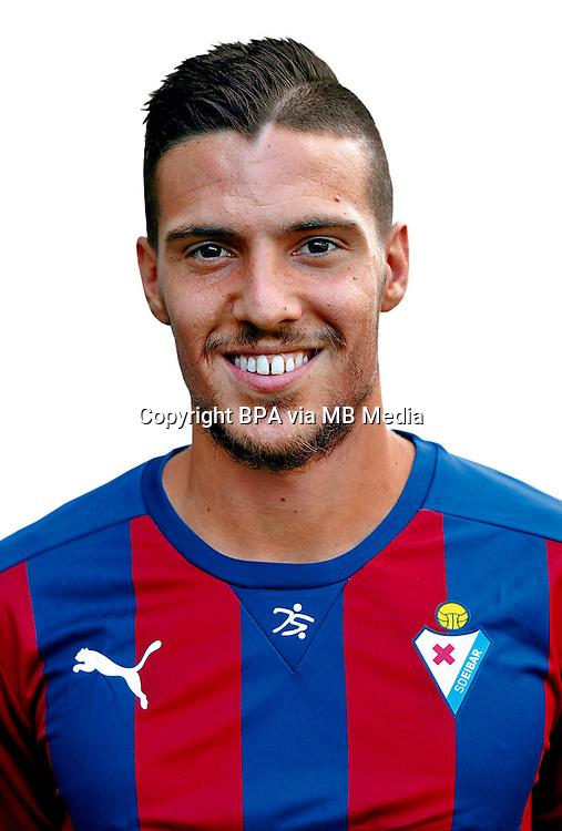 Spain - Liga BBVA 2015-2016 / <br /> ( S.D. Eibar ) - <br /> Simone Verdi