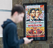 "Sony Pictures canceled ""The Interview"" planned Christmas Day release."