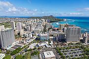 Waikiki, Oahu, Hawaii
