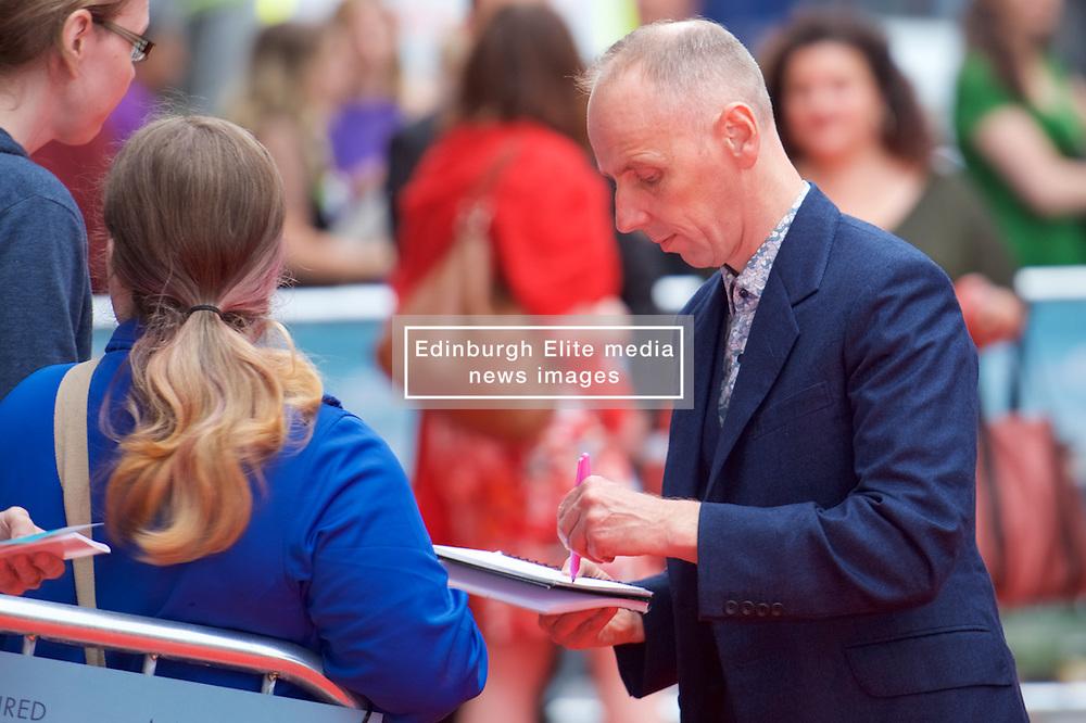 Ewan Bremner on the red carpet at the Edinburgh International Film Festival Opening Night Gala of the UK  Premier, God's Own Country directed by Francis Lee at Edinburgh's Festival Theatre. Wednesday 21st June 2017(c) Brian Anderson | Edinburgh Elite media