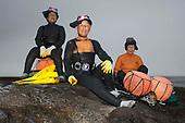 Haenyeo free divers