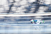 Poland, Wisla Malinka - 2017 November 19: Robert Kranjec from Slovenia slides on the hill while Men&rsquo;s Individual HS134 competition during FIS Ski Jumping World Cup Wisla 2017/2018 - Day 3 at jumping hill of Adam Malysz on November 19, 2017 in Wisla Malinka, Poland.<br /> <br /> Mandatory credit:<br /> Photo by &copy; Adam Nurkiewicz<br /> <br /> Adam Nurkiewicz declares that he has no rights to the image of people at the photographs of his authorship.<br /> <br /> Picture also available in RAW (NEF) or TIFF format on special request.<br /> <br /> Any editorial, commercial or promotional use requires written permission from the author of image.