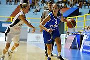 CAGLIARI 20 AGOSTO 2011<br /> CAMPIONATI EUROPEI U 16<br /> ITALIA BELGIO<br /> NELLA FOTO PERESSON<br /> FOTO CIAMILLO