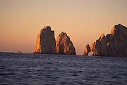 El Arco (The Arch), Cabo San Lucas, Baja California, Mexico<br />