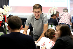 Guests take part in the City Foundation Quiz  - Mandatory by-line: Robbie Stephenson/JMP - 19/09/2016 - FOOTBALL - Ashton Gate - Bristol, England - Bristol City Community Trust Quiz