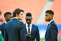 Adrien RABIOT  - 08.04.2015 - Paris Saint Germain / Saint Etienne - 1/2Finale Coupe de France<br />Photo : WinterPress / Icon Sport