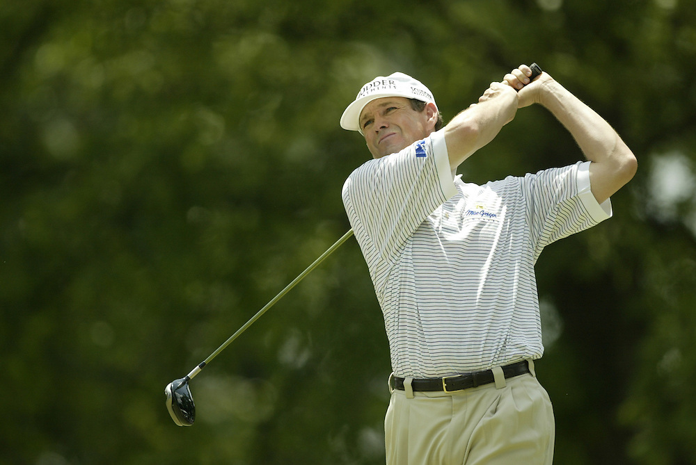 Lee Janzen..2003 FedEx/St. Jude Classic..June 26-29 2003..TPC at Southwind..Memphis, TN..photograph by Darren Carroll