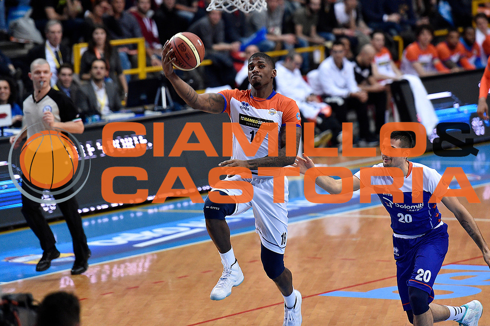 DESCRIZIONE : Verona Lega A 2014-15 All Star Game 2015 <br /> GIOCATORE : Dequan Jones<br /> CATEGORIA : tiro penetrazione<br /> EVENTO : All Star Game Lega A 2015<br /> GARA : All Star Game Lega 2015<br /> DATA : 17/01/2015<br /> SPORT : Pallacanestro <br /> AUTORE : Agenzia Ciamillo-Castoria/C.De Massis<br /> Galleria : Lega A 2014-2015 <br /> Fotonotizia : Verona Lega A 2014-15 All Star game 2015