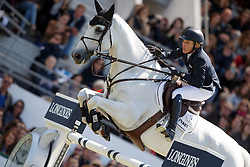 Michaels-Beerbaum Meredith, (GER), Fibonacci 17 <br /> Grand Prix Longines - Ville de La Baule<br /> La Baule 2016<br /> © Hippo Foto - Dirk Caremans<br /> 15/05/16