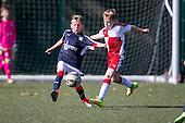 17-09-2016 Dundee v Rangers under 11s
