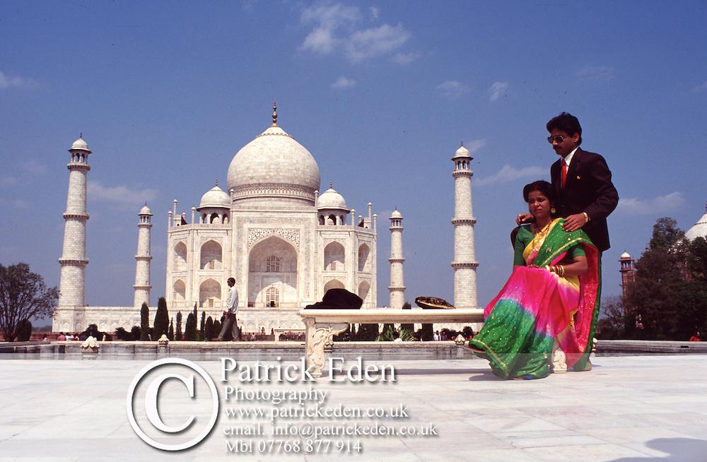 Taj Mahal Agra India India © Patrick Eden
