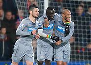 Crystal Palace v Newcastle United 110215