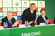 Press Conference - FINA/CNSG Diving World Series - 09 March 2018