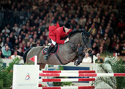 Whitaker John, GBR, Everest Gammon<br /> CSI-W Bordeaux 1996<br /> © Dirk Caremans<br /> 06/01/17