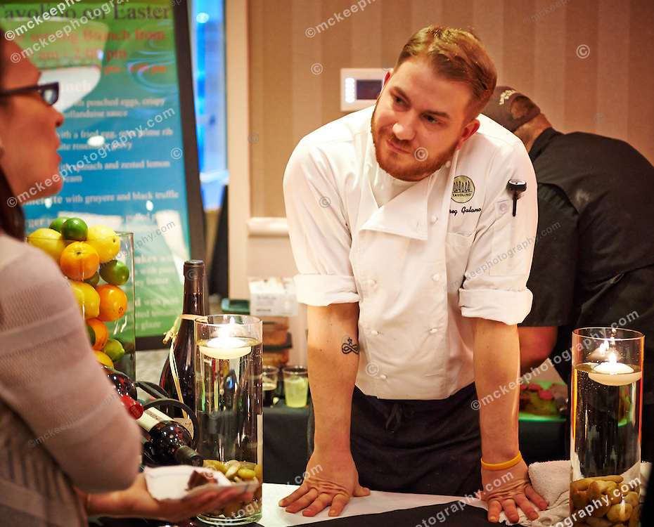 The Flavors of the Neponset Valley, sponsored by the Neponset Valley Chamber of Commerce, at the Boston Renaissance Patriot Place Hotel and Spa. credit: Photo By Matt McKee Photography. For Use And Publication By NVCC And in editorial articles about NVCC and the Flavors of the Neponset Valley. For any third party use, please contact the studio at 617-910-9314 for permissions and to avoid copyright violations.