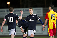 Dundee v Partick Thistle 20s - 20-03-2018