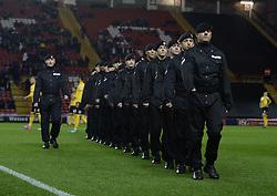 - Photo mandatory by-line: Alex James/JMP - Mobile: 07966 386802 - 11/11/2014 - SPORT - Football - Bristol - Ashton Gate - Bristol City v AFC Wimbledon - Johnstone Paint Trophy