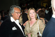 DAVID TANG; FFION HAGUE, Book launch party for  Sashenka, a romantic novel set in St Petersburg following a society girl who becomes involved with the Communist Party. By Simon Sebag-Montefiore. Asprey. New Bond St. London. 1 July 2008.  *** Local Caption *** -DO NOT ARCHIVE-© Copyright Photograph by Dafydd Jones. 248 Clapham Rd. London SW9 0PZ. Tel 0207 820 0771. www.dafjones.com.