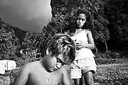 Polynesia - Marquisas Island - Fatuiva Hanavave
