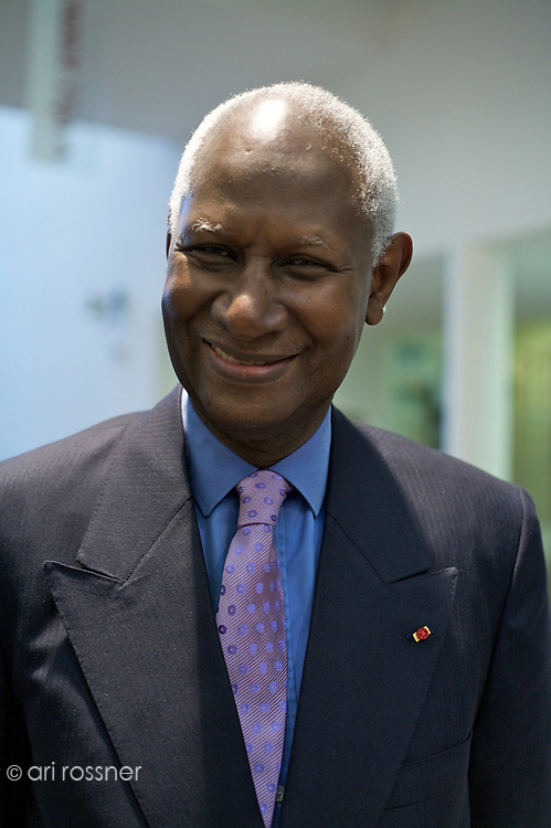Abdou Diouf, Former President of Senegal