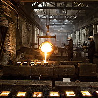 Hargreaves Foundry - Halifax - Yorkshire ( Est : 1896 ) - General Ironfounders .