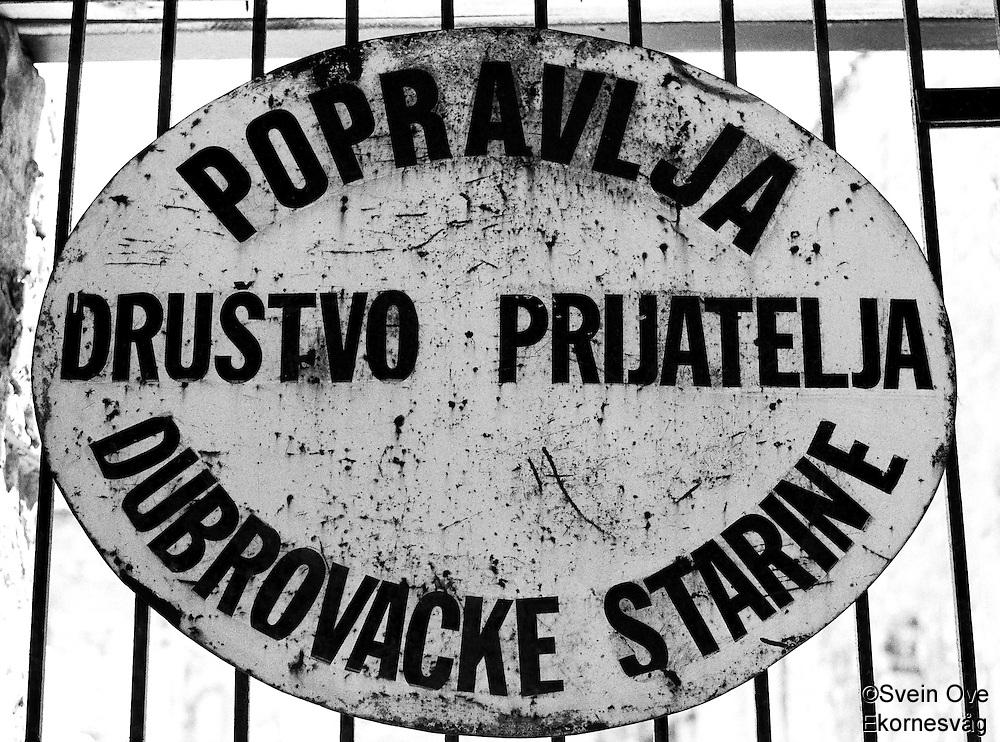 Kroatia 2012-06.<br /> Foto: Svein Ove Ekornesvåg