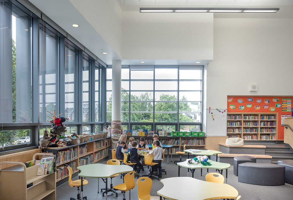 St Augustine's Primary School, Kitsilano, Vancouver, BC | Acton Ostry Architects | 2016