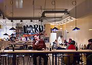 Helsinki, Haru sushi restaurant