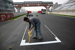 21.10.2010, Korea International Circuit, Yeongam, KOR, F1 Grandprix of Korea, im Bild .Korean Grand Prix Impressions., EXPA Pictures © 2010, PhotoCredit: EXPA/ InsideFoto/ Hasan Bratic *** ATTENTION *** FOR AUSTRIA AND SLOVENIA USE ONLY!