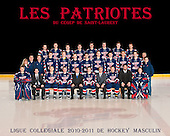 Hockey Masculin Patriotes