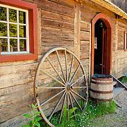 Fort Nisqually living history museum - Tacoma, WA