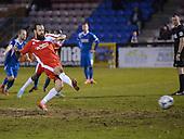 Welling United v Alfreton Town