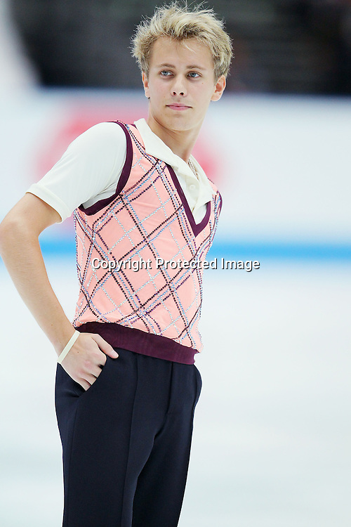 Michal Brezina (CZE), OCTOBER 2, 2010 - Figure Skating : Michal Brezina of Czech performs during Japan Open 2010 at Saitama Super Arena, Saitama, Japan. (Photo by Yusuke Nakanishi/AFLO SPORT) [1090]