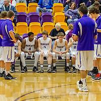 01-16-15 Berryville Boys Varsity vs. Prairie Grove