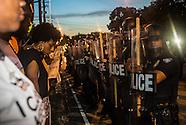 Alton Sterling Protest Baton Rouge