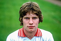 Tony Scullion, footballer, Derry & Ballinascreen GAA, N Ireland, 19850707TS.<br /> <br /> Copyright Image from Victor Patterson, Belfast, UK<br /> <br /> t: +44 28 9066 1296 (from Rep of Ireland 048 9066 1296)<br /> m: +44 7802 353836<br /> <br /> victorpattersonbelfast@gmail.com<br /> <br /> www.victorpatterson.com OR <br /> www.images4media.com<br /> <br /> Please see my Terms and Conditions of Use at https://www.victorpatterson.com/page2<br /> It is IMPORTANT that you familiarise yourself with them.<br /> <br /> Images used on the Internet incur an additional cost and must be visibly watermarked i.e. © Victor Patterson within the body of the image and copyright metadata must not be deleted. Images used on the Internet have a size restriction of 4 kbs and are chargeable at rates available at victorpatterson.com.<br /> <br /> This image is only available for the use of the download recipient i.e. television station, newspaper, magazine, book publisher, etc, and must not be passed on to any third party. It is also downloaded on condition that each and every usage is notified within 7 days to victorpattersonbelfast@gmail.com.<br /> <br /> The right of Victor Patterson to be identified as the author is asserted in accordance with The Copyright Designs And Patents Act (1988). All moral rights are asserted.