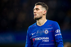 December 8, 2018 - London, Greater London, England - Mateo Kovacic of Chelsea during the Premier League match between Chelsea and Manchester City at Stamford Bridge, London, England on 8 December 2018. (Credit Image: © AFP7 via ZUMA Wire)