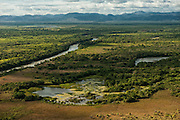 Rupununi River<br /> Seasonally flooded Savannah<br /> North Rupununi<br /> GUYANA<br /> South America