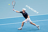 Andy Murray during the final of the Erste Bank Open at Wiener Stadthalle, Vienna, Austria.<br /> Picture by EXPA Pictures/Focus Images Ltd 07814482222<br /> 30/10/2016<br /> *** UK &amp; IRELAND ONLY ***<br /> EXPA-PUC-161030-0295.jpg