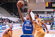 DESCRIZIONE : Trento Trentino Basket Cup Italia - Belgio<br /> GIOCATORE : Andrea Cinciarini<br /> CATEGORIA : nazionale maschile senior A<br /> GARA : Trento Trentino Basket Cup Italia - Belgio<br /> DATA : 12/07/2014<br /> AUTORE : Agenzia Ciamillo-Castoria