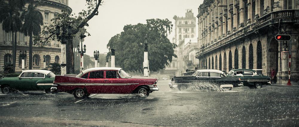 Ruby Red in Rain, Havana 2011.