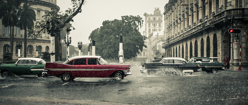 Ruby Red in Rain, Havana 2011.