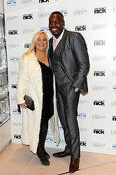 Vanessa Feltz & Ben at A Night with Nick, a charity event in aid of The Stroke Association in London on Tuesday 6th December 2011 . Photo by: i-Images